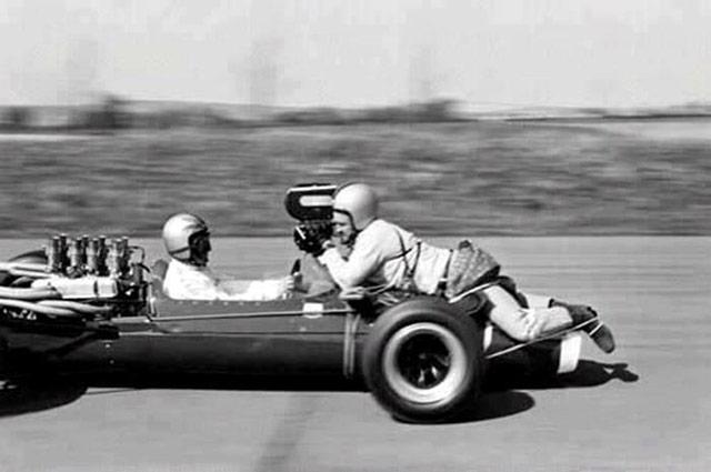 GoPro dos anos 1960